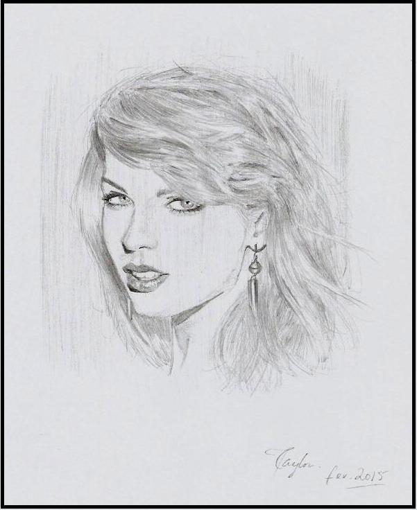 Taylor Swift by brocklesnarsneck